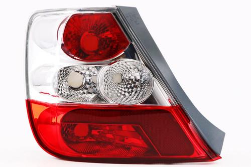 Rear light left Honda Civic 04-05 3 door