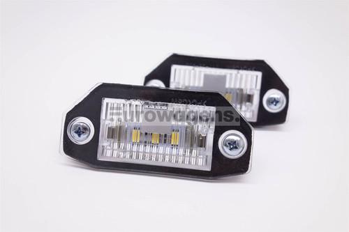 Number plate lights set LED Ford Mondeo 00-07 Hatchback