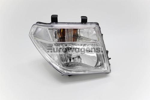 Headlight right Nissan Navara 05-08