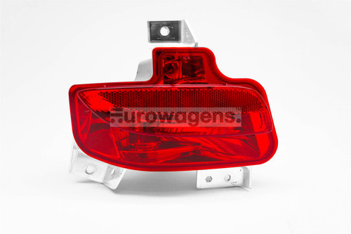 Rear bumper light left Vauxhall Zafira 12-16
