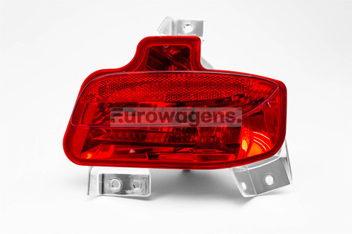 Rear bumper light right Vauxhall Zafira 12-16