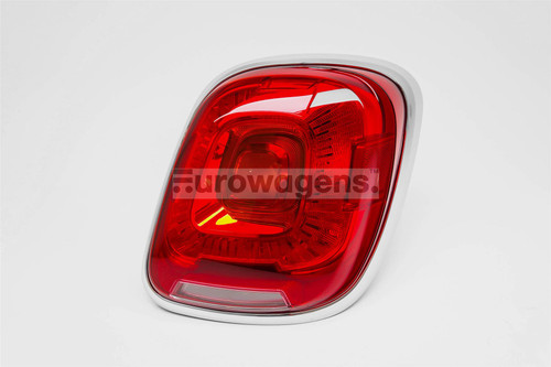 Genuine rear light right Fiat 500X 15-18