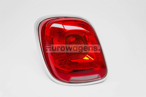 Genuine rear light left Fiat 500X 15-18