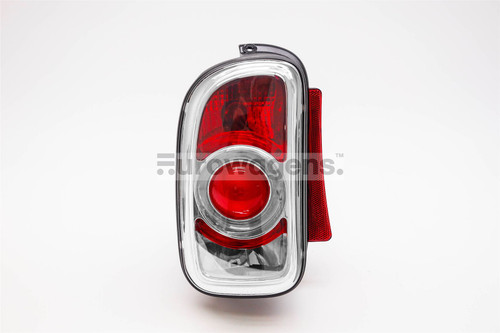 Genuine rear light left LED clear Mini Clubman R55 10-14