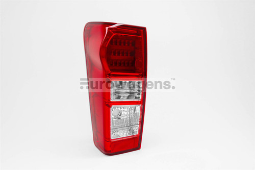 Rear light left LED Isuzu D max 12-15