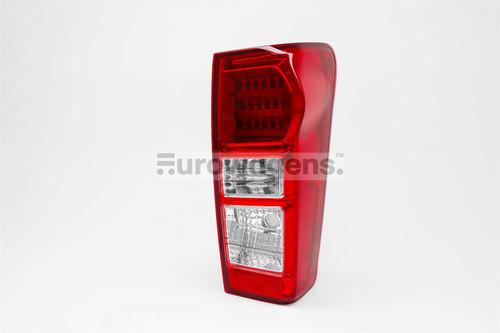 Rear light right LED Isuzu D max 12-15