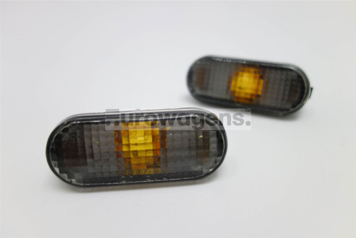 Side indicators set smoked VW Golf MK3 Vento Polo Caddy