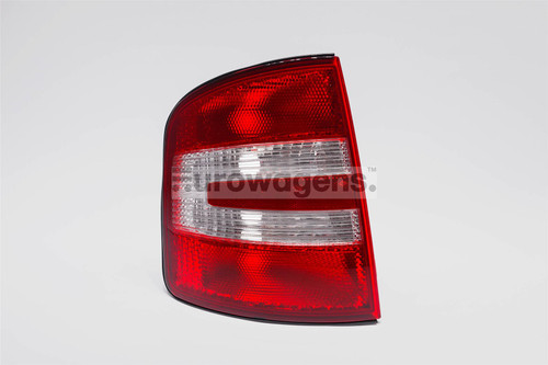 Rear light left Skoda Fabia 05-07 Saloon Estate