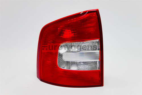 Rear light left Skoda Octavia 09-12 Estate