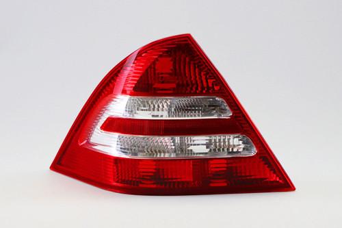 Rear light left Mercedes Benz C Class W203 03-06 Saloon