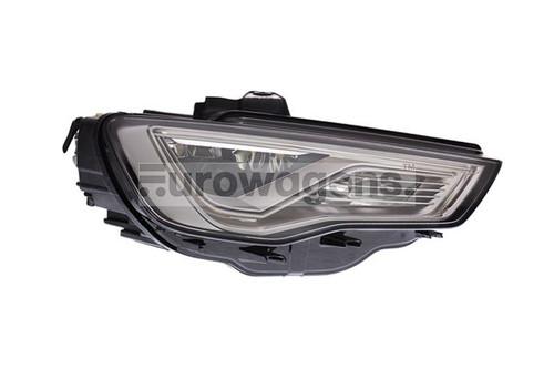 Headlight right bi-xenon full LED with AFS Audi A3 12-16