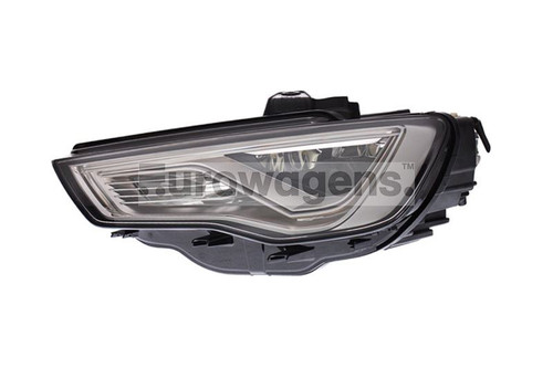 Headlight left bi-xenon full LED with AFS Audi A3 12-16