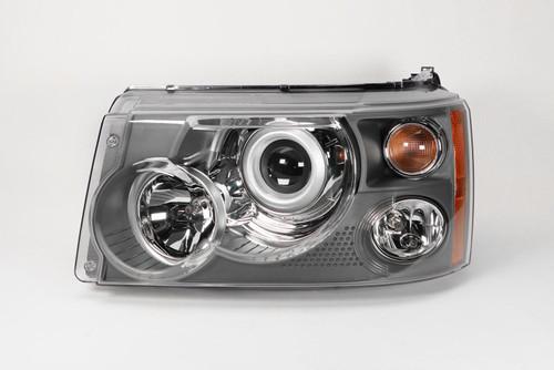 Headlight left bi-xenon AFS Range Rover Sport 05-09