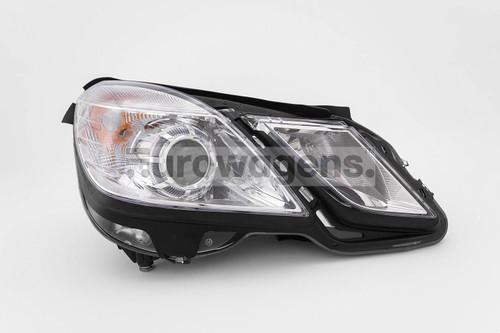 Headlight right Mercedes Benz E Class W212 09-12