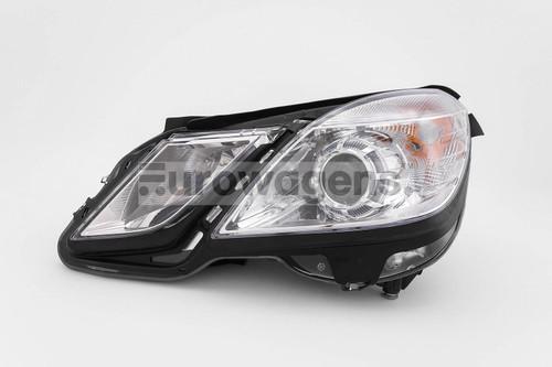 Headlight left Mercedes Benz E Class W212 09-12