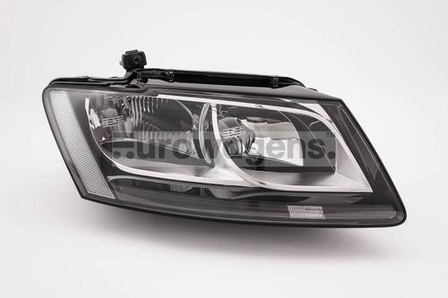 Headlight right with DRL Audi Q5 13-16