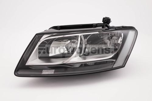 Headlight left with DRL Audi Q5 13-16