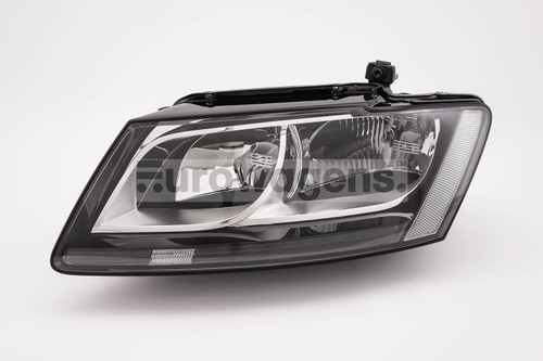 Headlight left with DRL Audi Q5 13-16