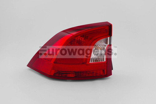 Rear light left outer Volvo S60 10-15 Saloon