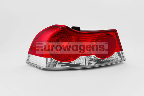 Rear light left Volvo C70 06-09