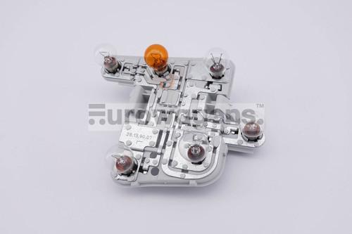 Rear light bulb holder right Volvo S40 04-07