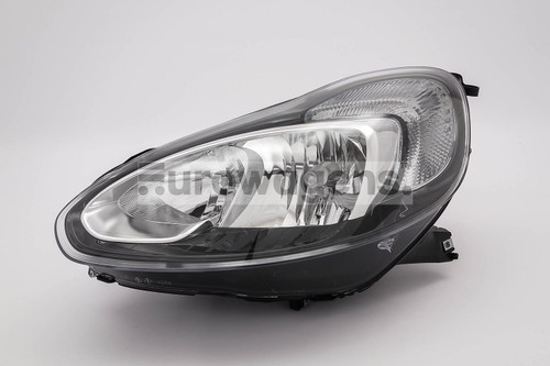 Headlight left DRL Vauxhall Adam 12-16
