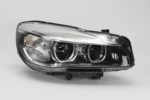 Headlight right full LED DRL BMW 2 Active Grand Tourer F45 F46 15-18