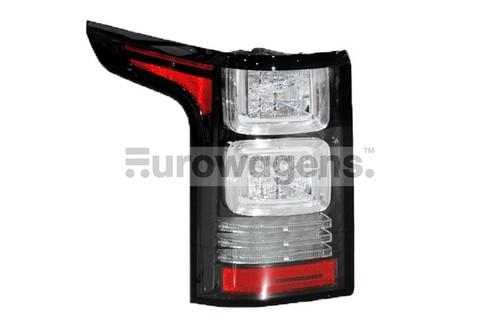 Rear light left clear LED Range Rover 12-16