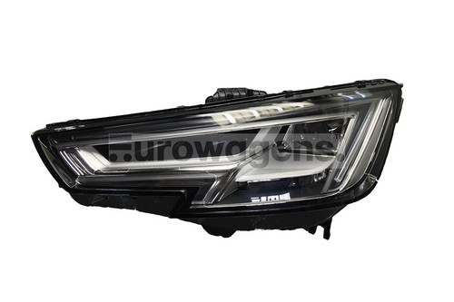 Headlight left full LED Matrix DRL Audi A4 B9 15-18