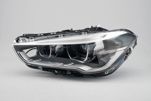 Headlight left LED BMW X1 F48 15-17