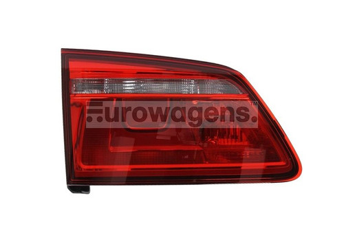 Rear light left inner VW Golf Sportsvan 14-17