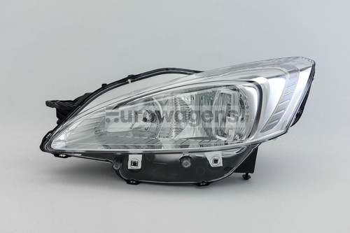 Headlight left Peugeot 508 10-14