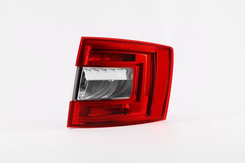 Rear light right LED Skoda Octavia 13-16 Estate
