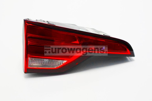 Rear light left inner Audi A4 B9 15-18 Estate LHD