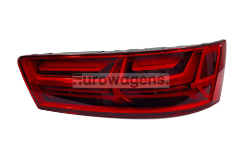 Rear light right LED dynamic Audi Q7 15-18