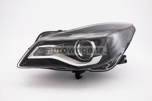 Headlight left DRL Vauxhall Insignia 13-16