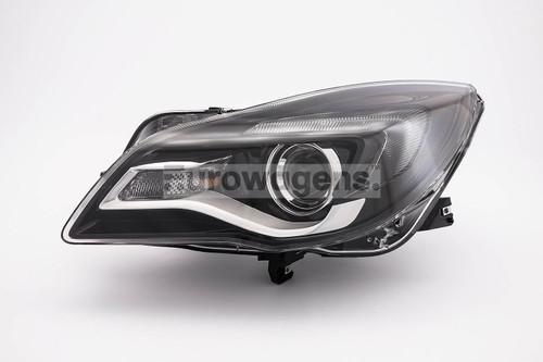 Headlight left DRL Vauxhall Insignia 13-16
