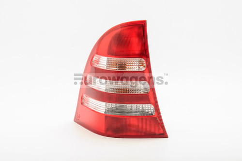 Rear light left Mercedes Benz C Class S203 01-04 Estate