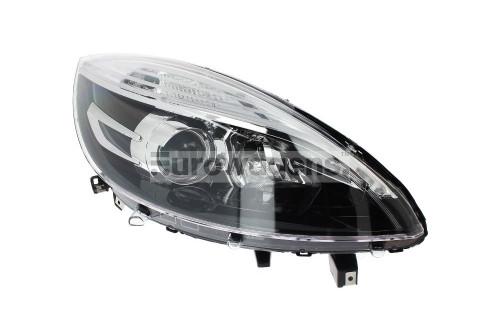 Headlight right bi-xenon Renault Scenic MK3 12-15