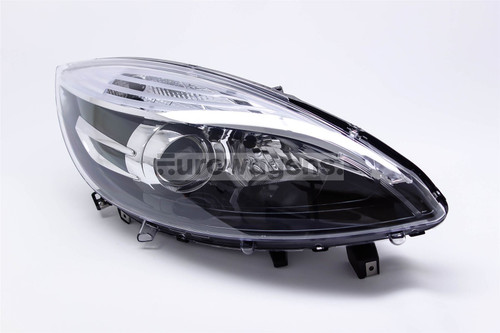 Headlight right Renault Scenic MK3 12-15