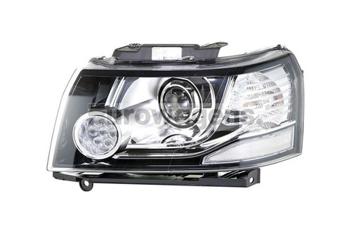 Headlight Bi-xenon left LED DRL Land Rover Freelander MK2 12-14