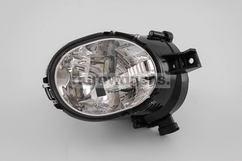 Daytime running light LED with fog light left Volvo XC70 13-