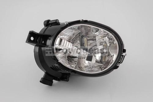 Daytime running light LED with fog light right Volvo XC70 13-