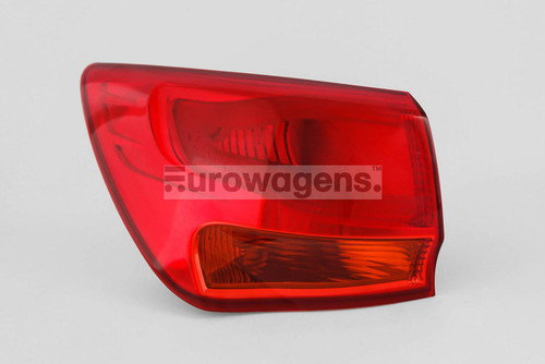 Rear light left Kia Ceed 12-15 Estate