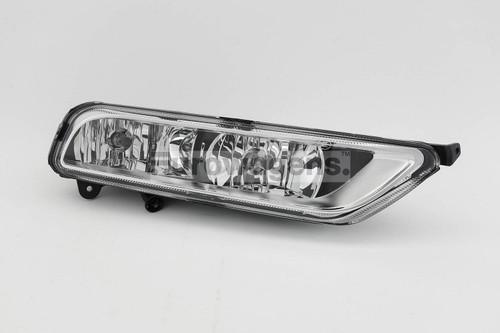 Fog light right with cornering  VW Passat R-Line 11-14