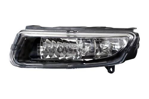 Fog light left DRL cornering light VW Polo Blue GT GTI R-Line 14-17