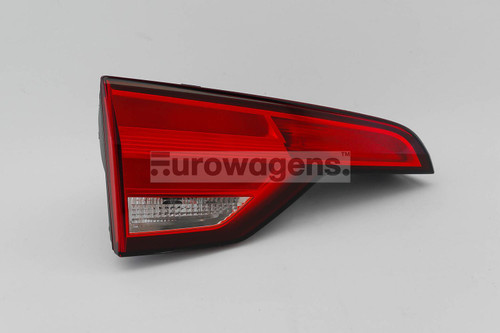Rear light left inner Audi A4 B9 15-18 Estate OEM
