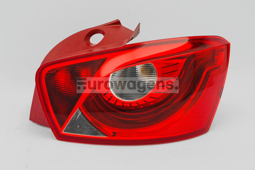 Rear light right Seat Ibiza 08-16 5 door