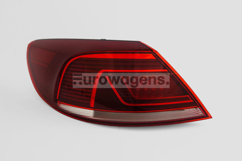 Rear light left LED VW CC 12-17