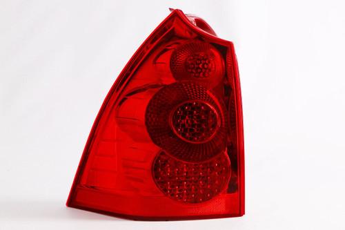 Rear light left Peugeot 307 05-07 Estate
